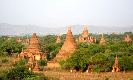 Video aus Myanmar – Bagan