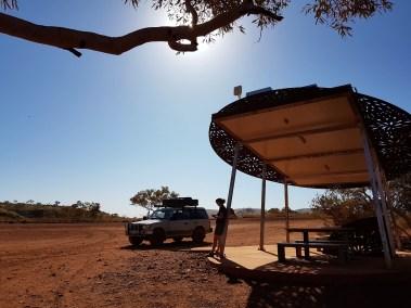 weltreise nocker australien - Karrijini National Park