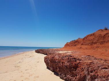 weltreise nocker australien - shark bay_122