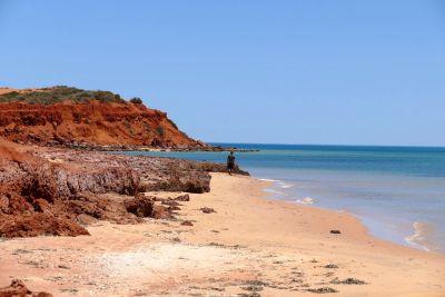 weltreise nocker australien - shark bay_292
