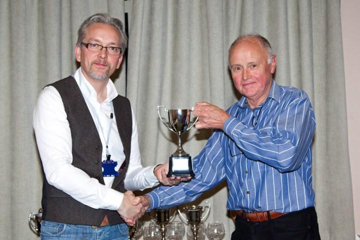 League Mono Print Cup - Colin Mahoney
