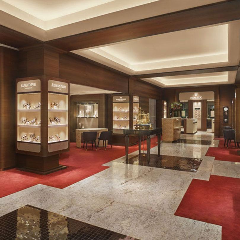 fifth avenue showrooms wempe jewelers