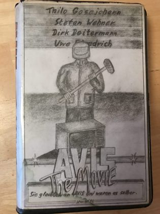 AVIS - The Movie VHS Cassette
