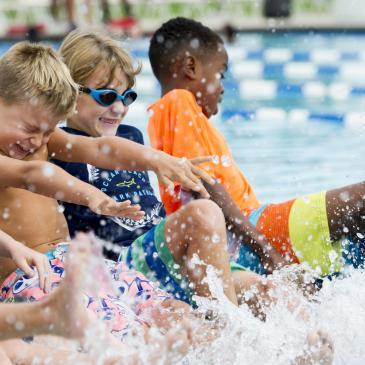 FREE OPEN SWIM FOR KIDS ALL SUMMER!!!