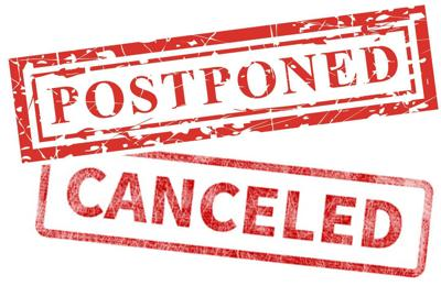 May & June Meetings CANCELLED