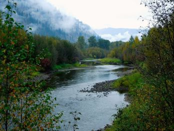 Entiat River at Stormy Preserve
