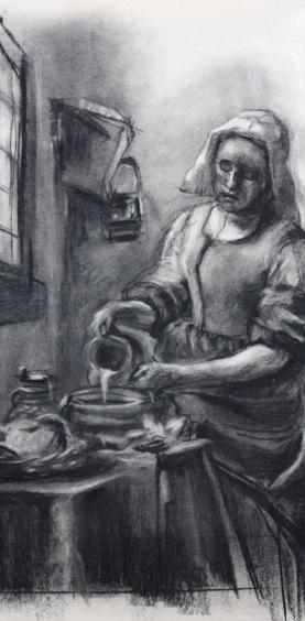 Melkmeisje (Vermeer)