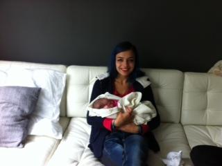 Lisa met Nyla