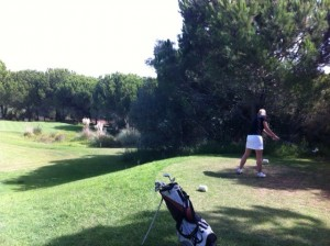 Wendy golf Portugal