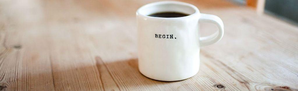 Begin met je leven te verbeteren