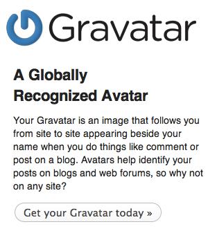 Gravatar: Globally Recognized Avatar