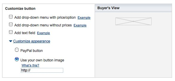 how to add paypal buy now button to wordpress
