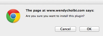 Figure 5: Yes, you're sure (unless you clicked Install Now by accident).