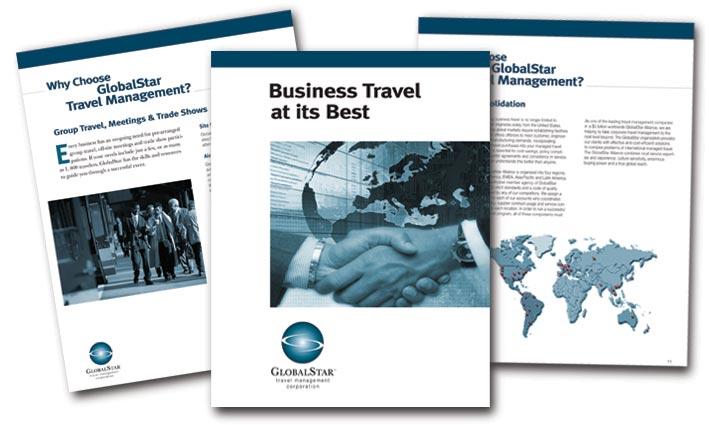 Global Star Travel Management Brochure