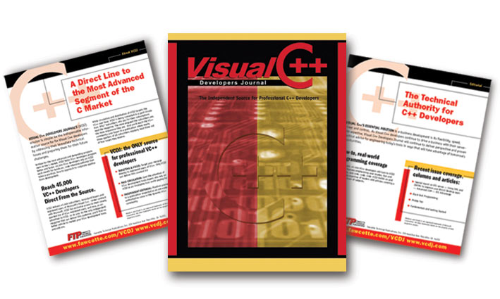 Visual C++ Media Kit
