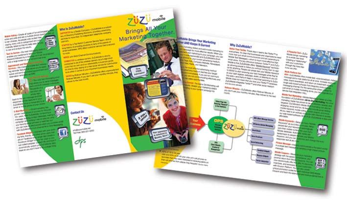 ZuZu Mobile Brochure