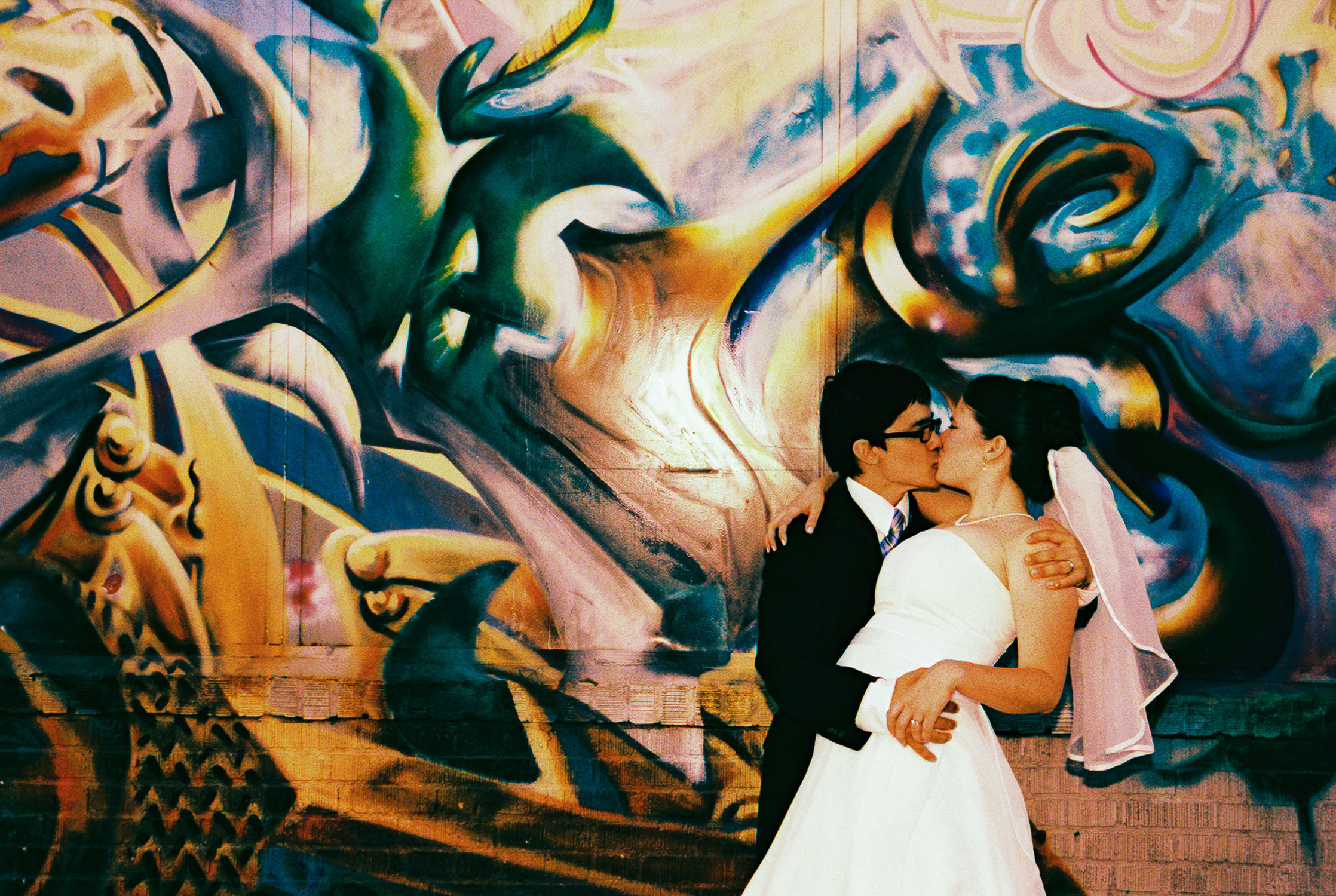 Brooklyn Office Ops wedding by wendy g photography