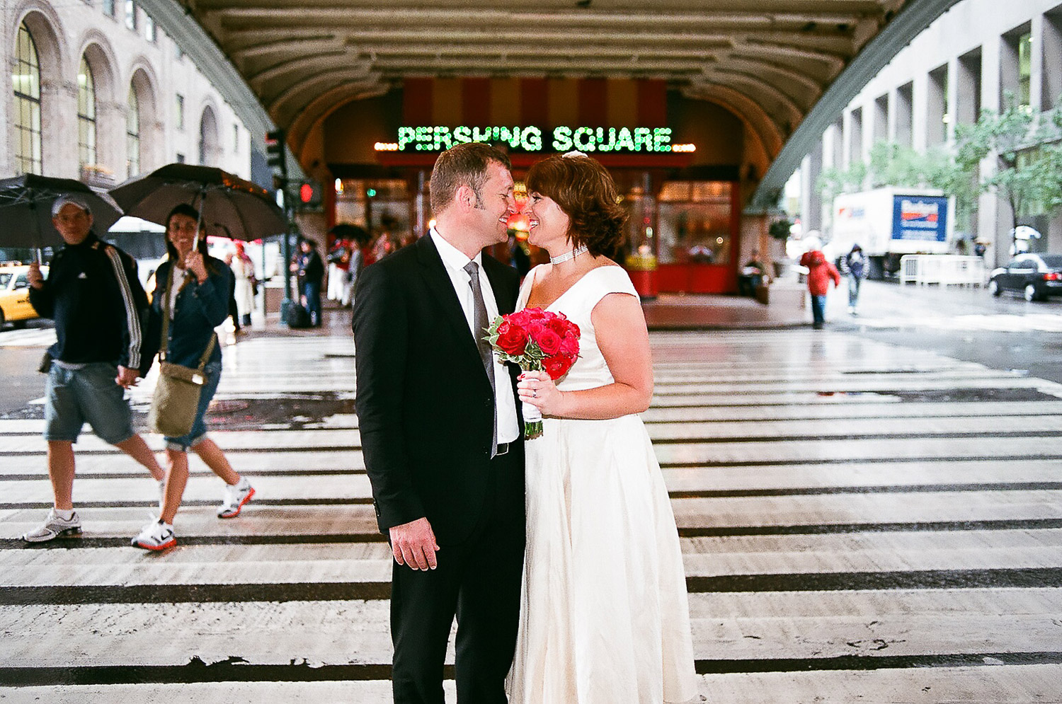 elopement wedding day photo by wendy g photography