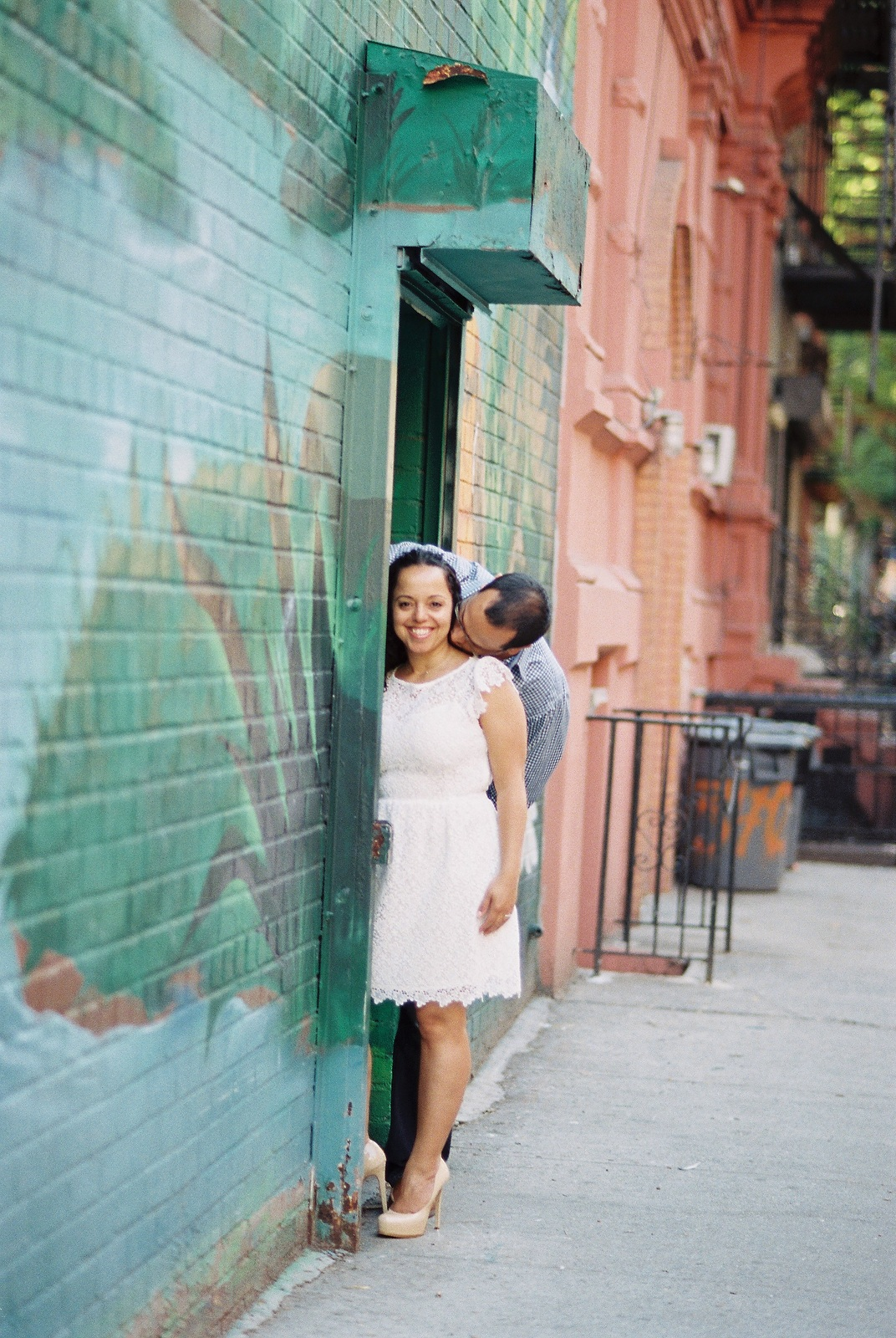nyc noho engagement photos by wendy g photography