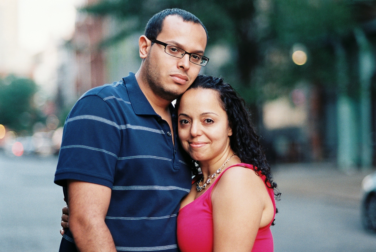 noho engaged couple by wendy g photography