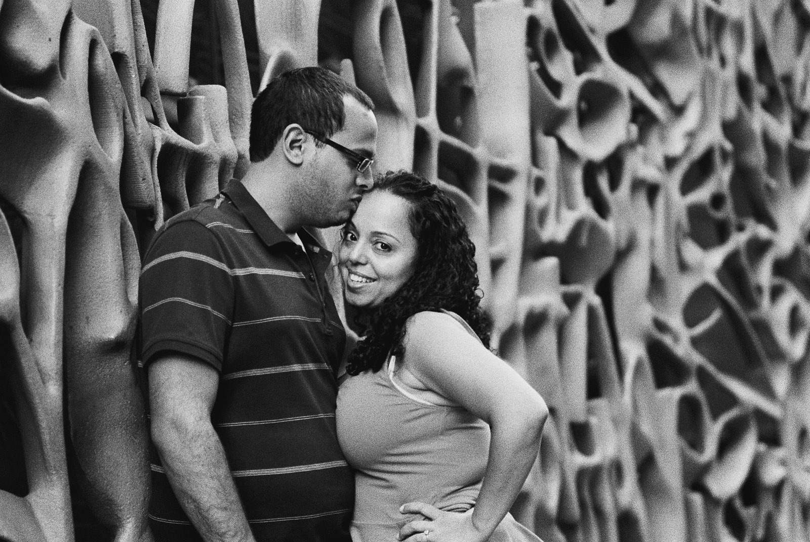 nyc noho engagement sessions by wendy g photography