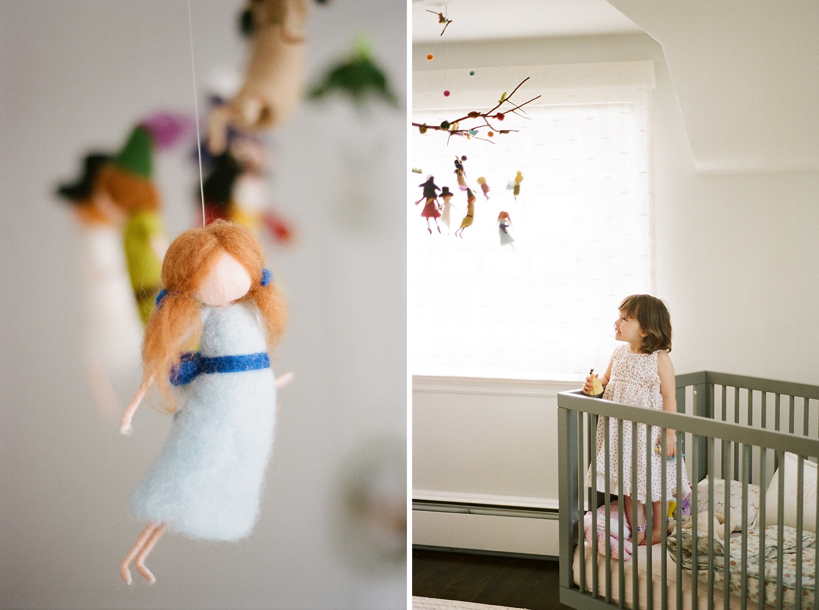 portraits of sisters at home by wendy g photography