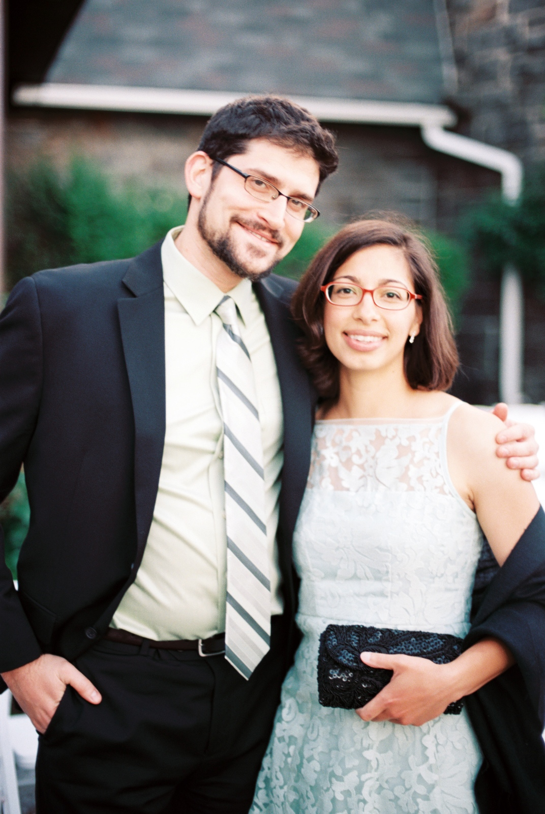 mamaroneck yacht club wedding guests by wendy g photography