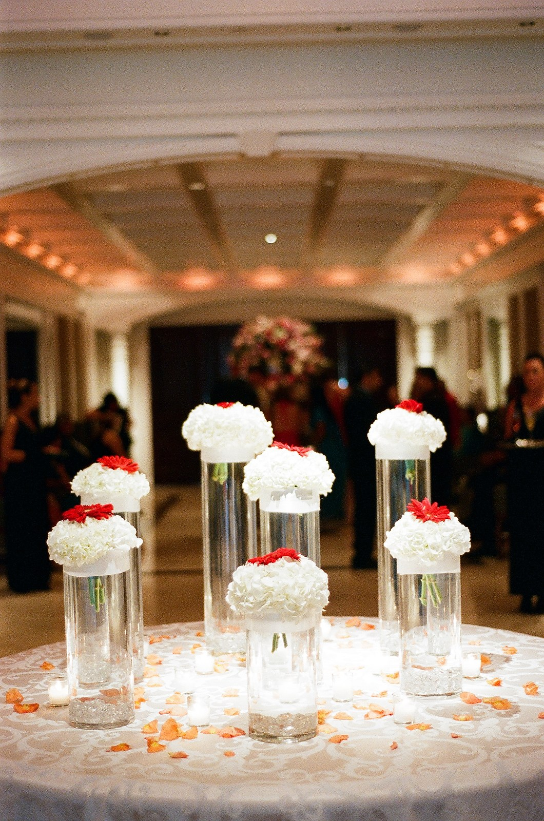westmount country club indian wedding decor