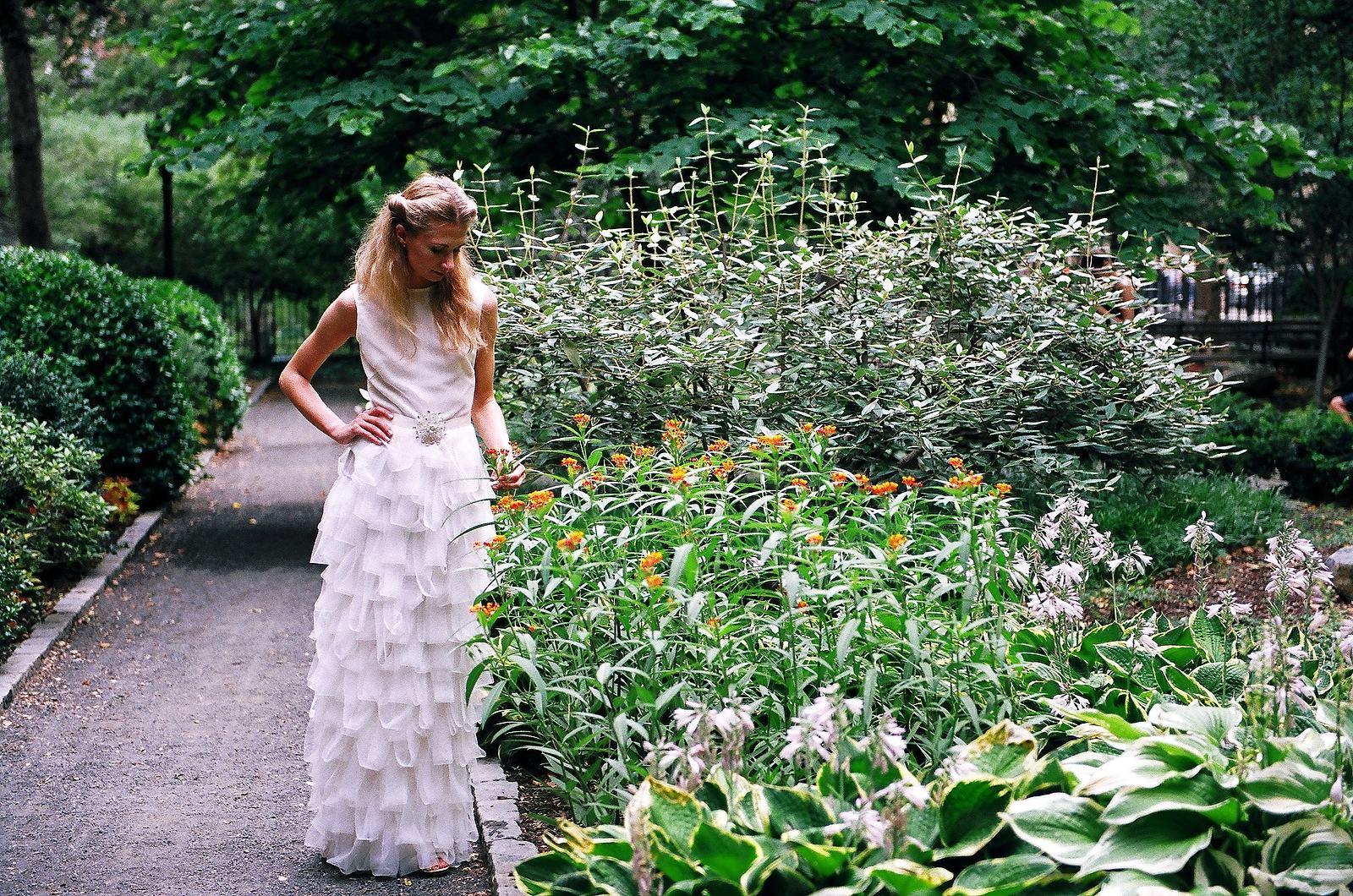bridal fashion portraits nyc