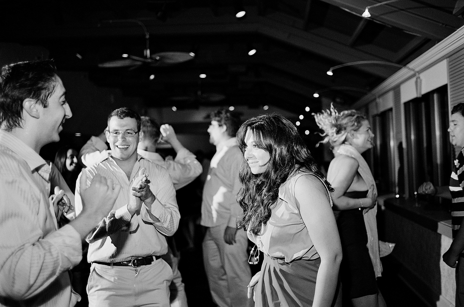 jersey shore wedding dancing