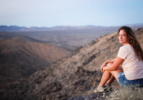 Hike Joshua Tree