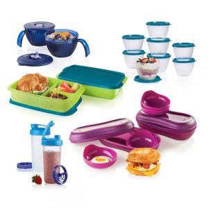 Tupperware Breakfast by You Set – Great for Meal Prep