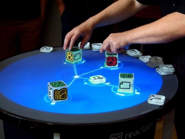 Tangible User Interface