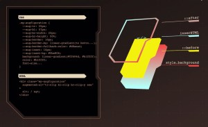 A cyberpunk UI-kit you need to know about