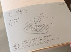 Pictures & Review – Midori MD Grid Notebook in A5