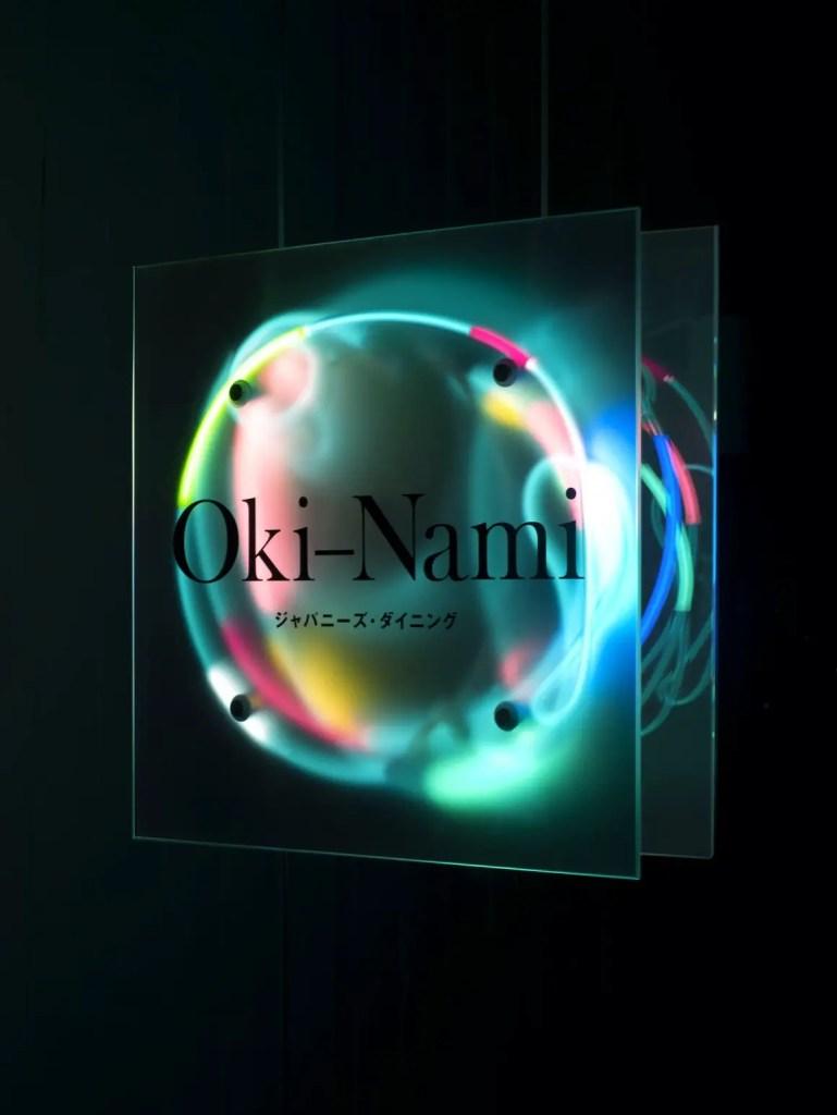Oki-Nami Brand Identity
