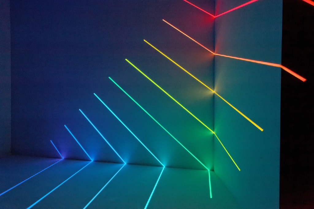 Read more about the article Weekly Design Inspiration #1 – Light Installations & Audiovisuals
