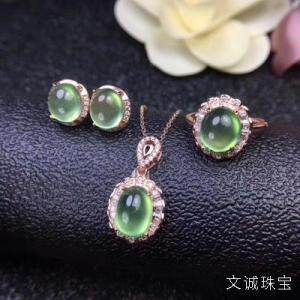 葡萄石的英文名是什么,翡翠是玉的一種,翡翠的英語怎么說?文誠珠寶!