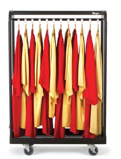 rack n roll garment rack wenger