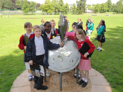 Children from schools in Coventry
