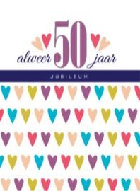 Kaartje 50 jaar getrouwd (4)