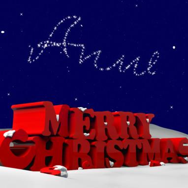 Kerstmis kaart (1)