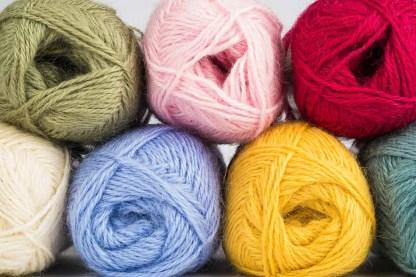Wensleydale 4 Ply Yarn