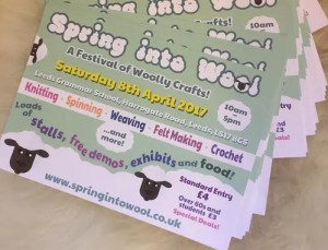 Spring into Wool Tickets
