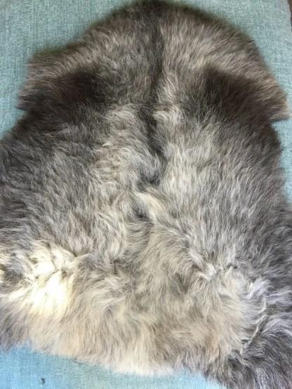 Rare breed Herdwick rug
