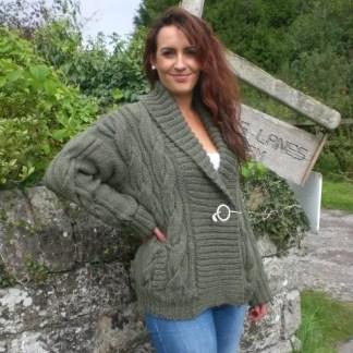 Wensleydale Mill Wheel jacket