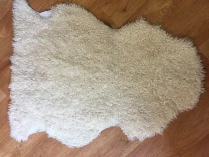 Devon and Cornwall Longwool rare breed sheepskin standard