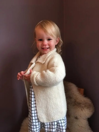 Wensleydale India Toddlers Jacket 3