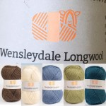 Wensleydale DK and 4ply colours back in stock