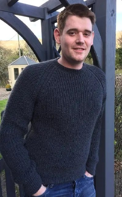 Michael Fishermans Rib sweater
